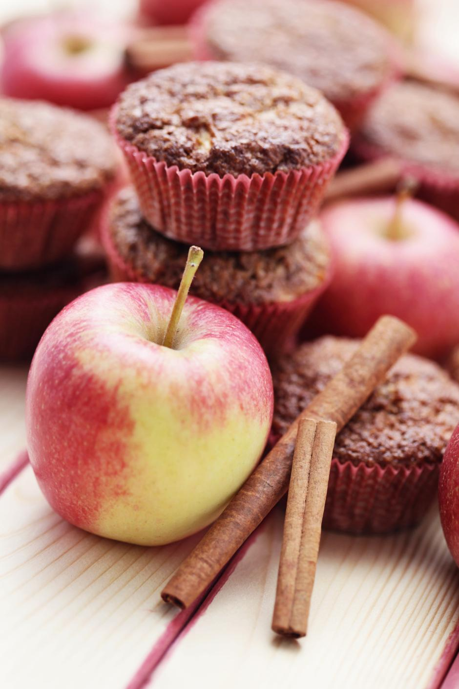 Muffini s jabukama | Author: Thinkstock
