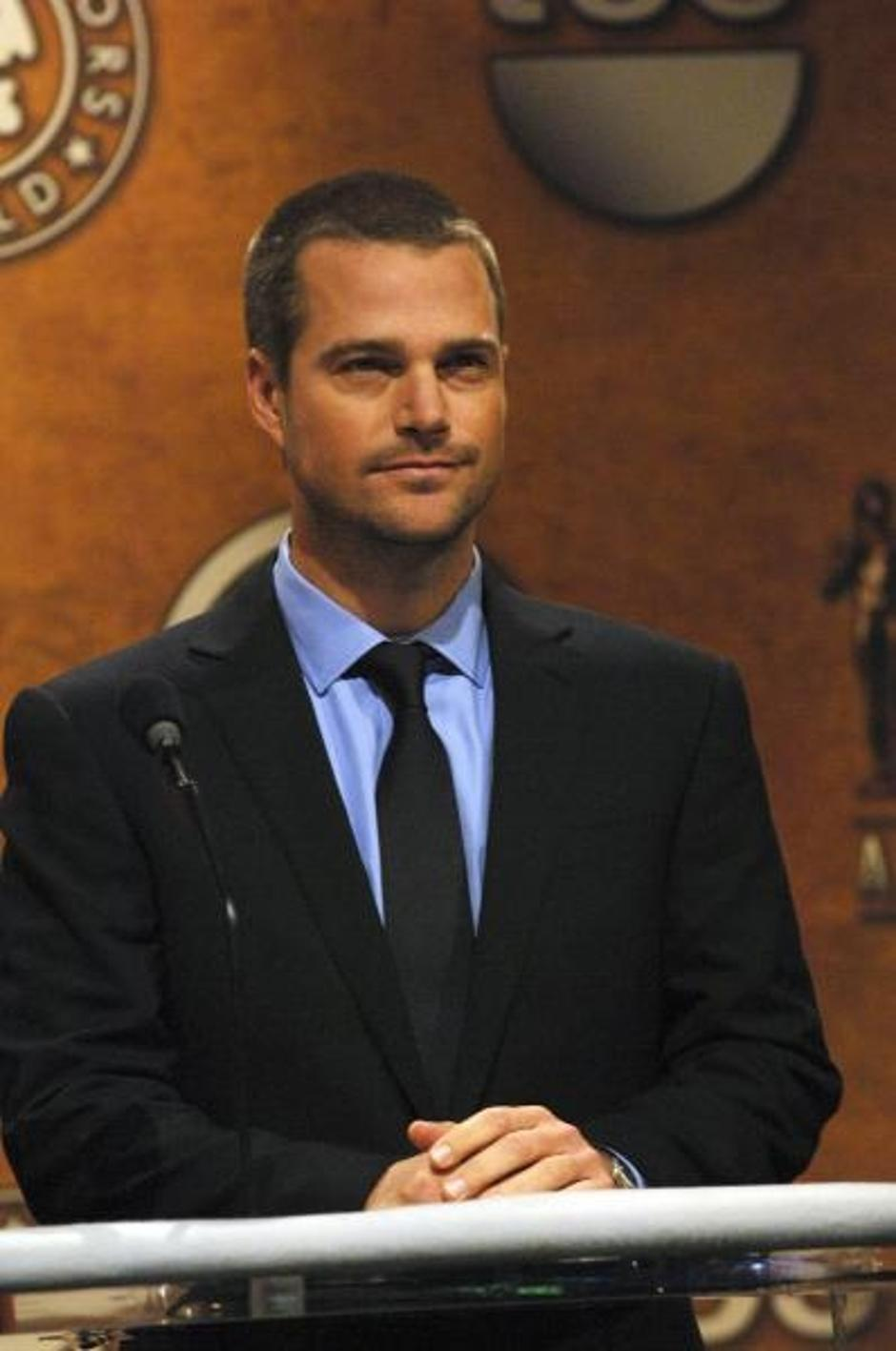 Chris O'Donnell | Author: APEGA/Press Association/PIXSELL