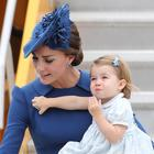 Kate Middleton princeza Charlotte