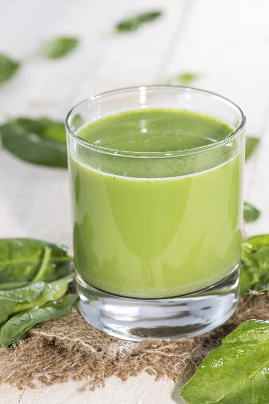 smoothie špinat | Author: Thinkstock