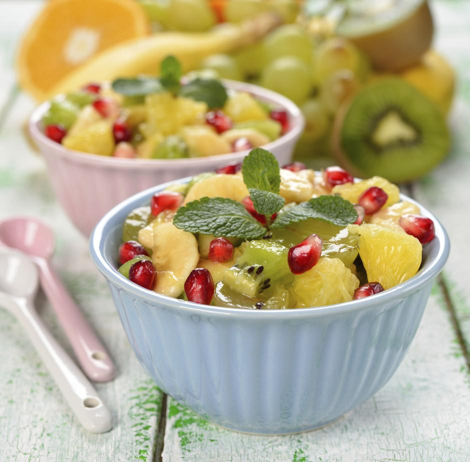voćna salata | Author: Thinkstock