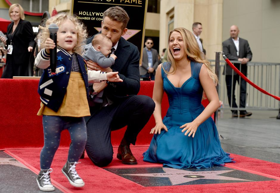 Blake Lively Ryan Reynolds | Author: Hahn Lionel/Press Association/PIXSELL