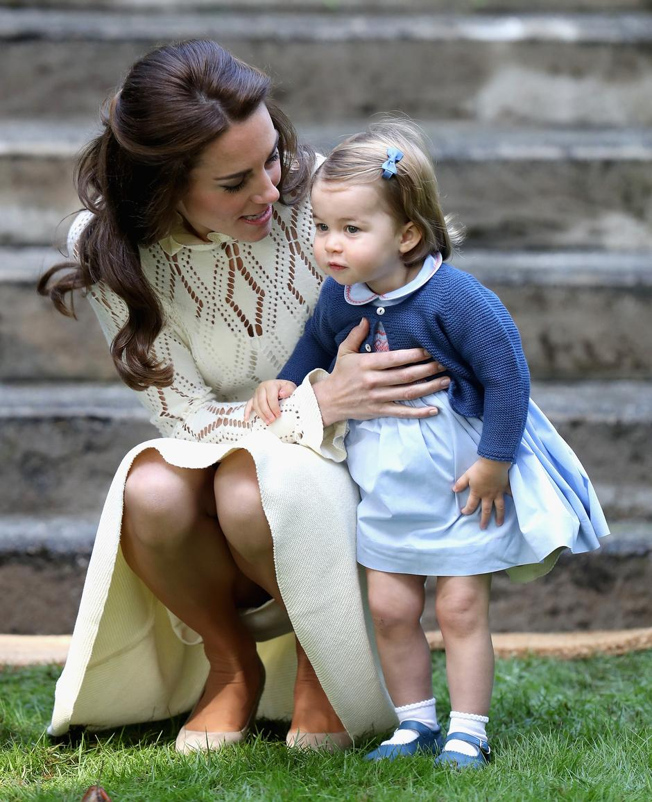 Princeza Charlotte Kate Middleton | Author: Chris Jackson/Press Association/PIXSELL