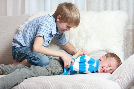 braća svađa dječja