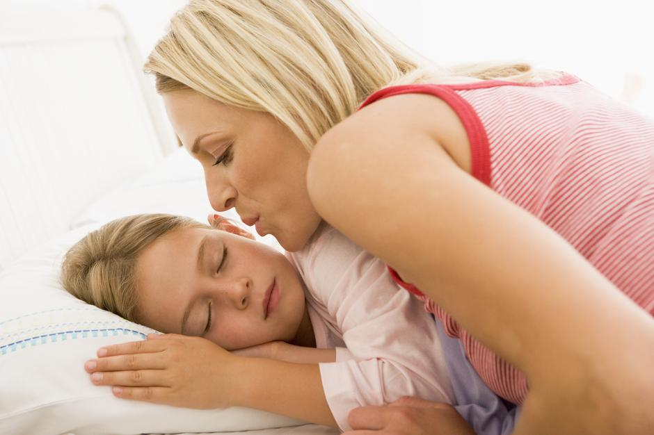 mama, beba, spavanje, dijete | Author: Thinkstock