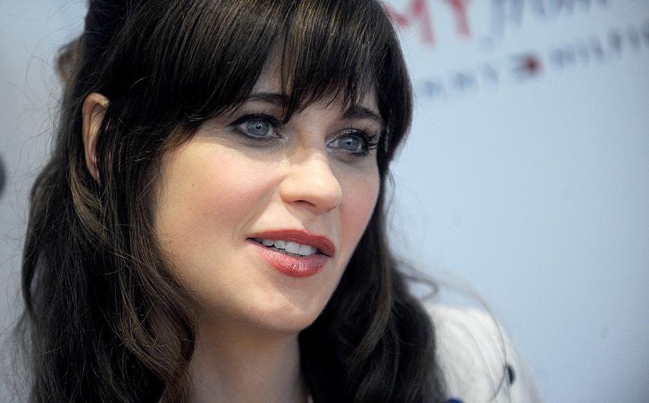 Zooey Deschanel | Author: Dennis Van Tine/Press Association/PIXSELL