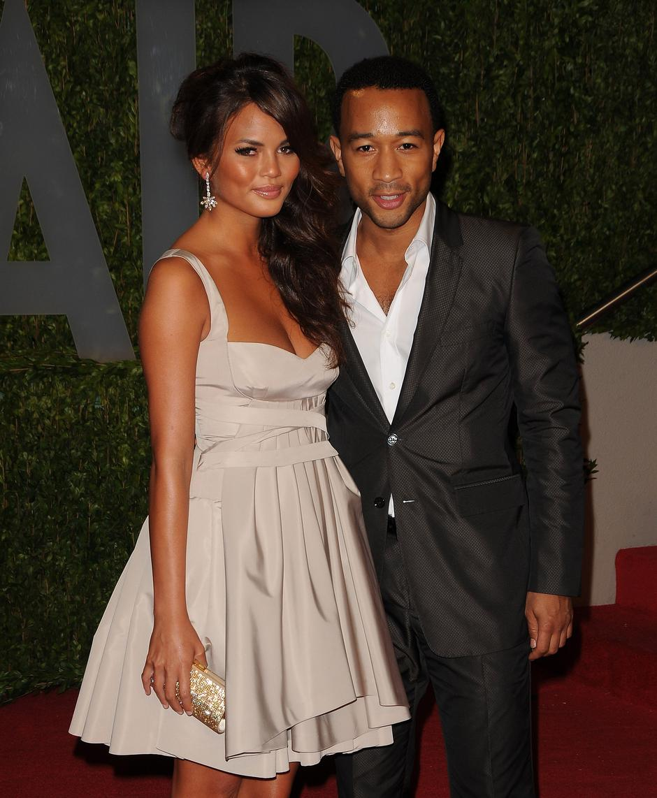 john legend chrissy teigen | Author: Tammie Arroyo/PA/PIXSELL