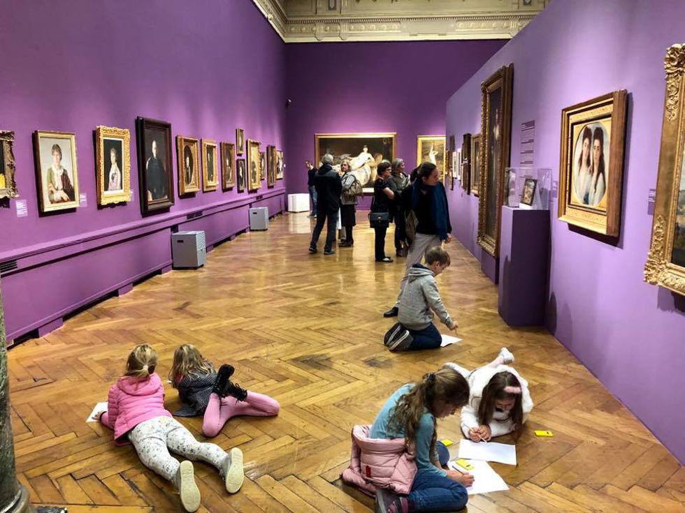 Upoznavanje umjetnika