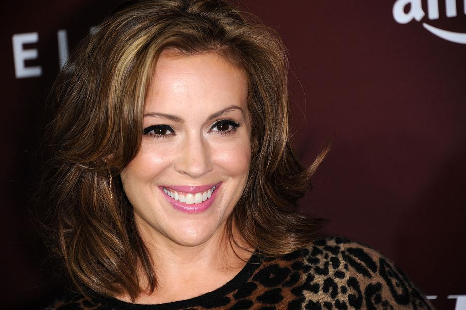 Alyssa Milano | Author: ©Chase Rollins/Press Association/PIXSELL