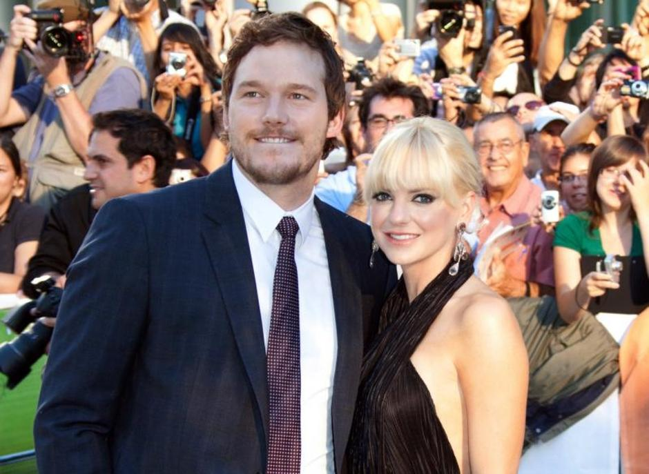 Anna Faris Chris Pratt | Author: Hubert Boesl/DPA/PIXSELL