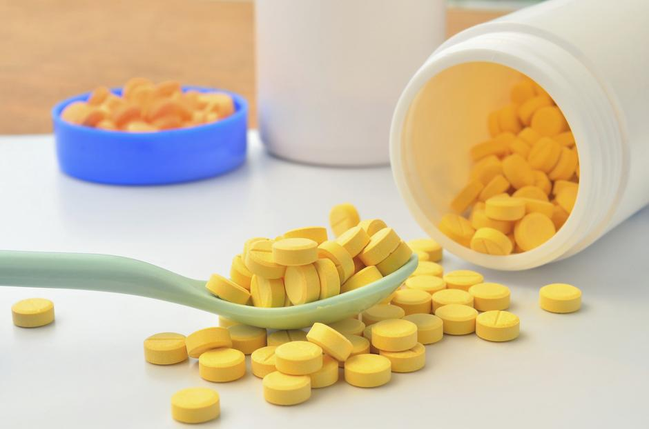 vitamini tablete | Author: Thinkstock