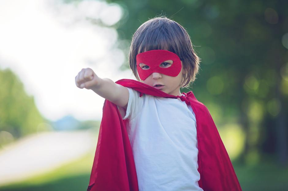 super heroj | Author: Thinkstock