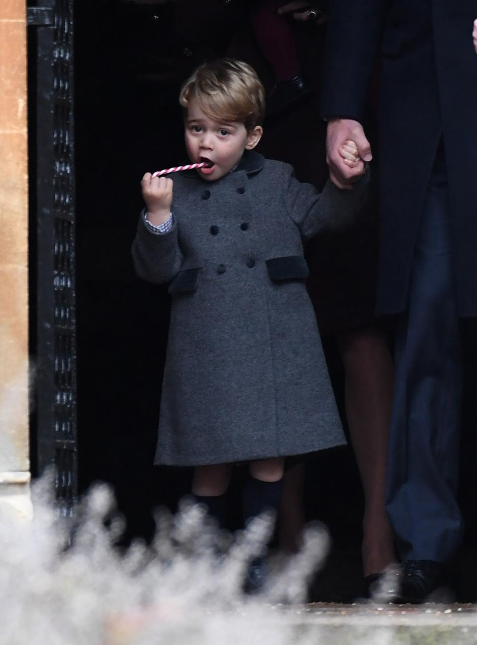 prince George | Author: Anwar Hussein/Press Association/PIXSELL