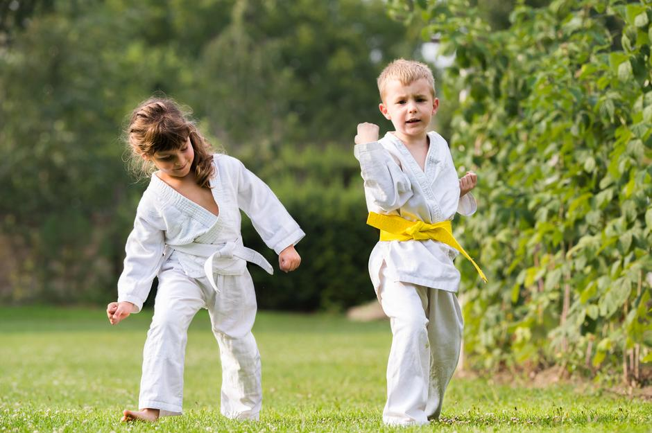 djeca karate sport | Author: Thinkstock