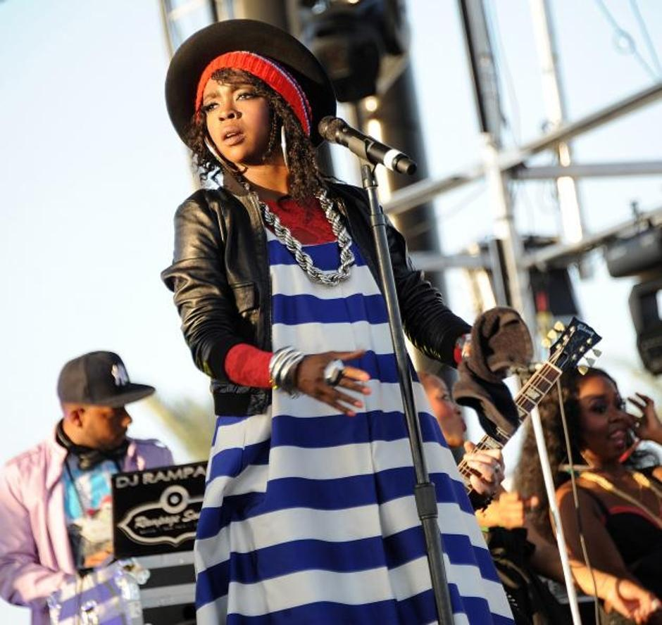 Lauryn Hill | Author: /Press Association/PIXSELL