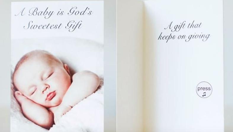 čestitke za roditelje Je li ova čestitka najzločestiji dar za buduće roditelje? | missMAMA čestitke za roditelje
