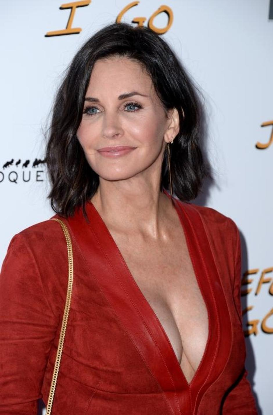 Courteney Cox | Author: Lionel Hahn/Press Association/PIXSELL